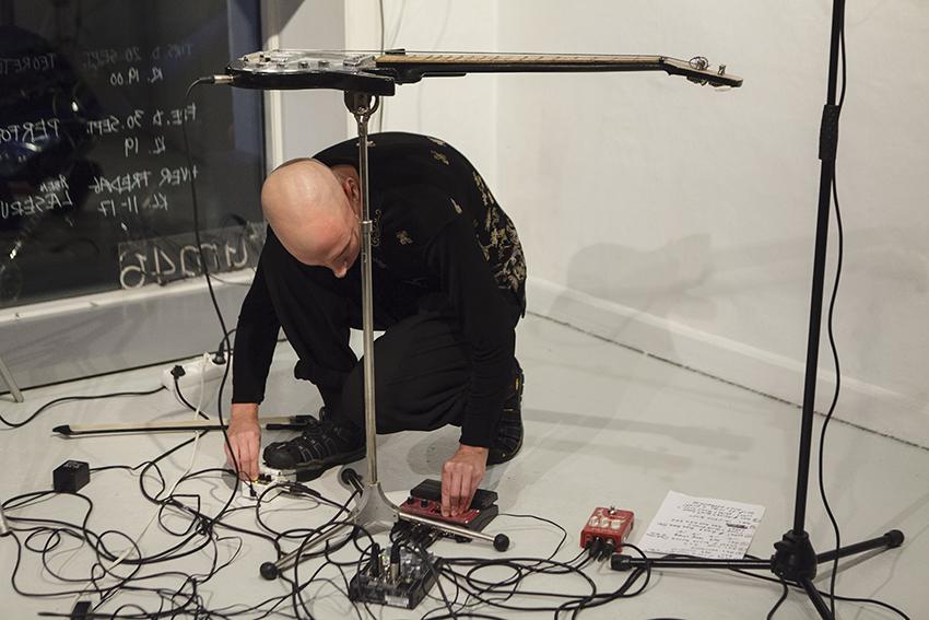 Strings Performance, PerformanceRum, Aarhus 2017