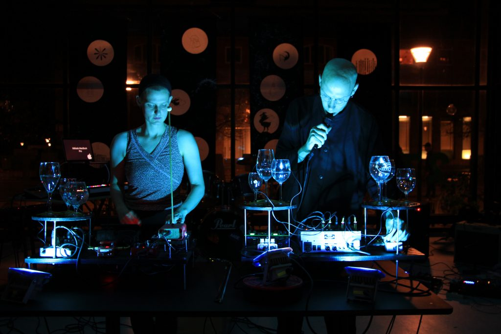 Duo Demona, Herlev Library 2018